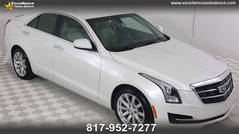 2018 Cadillac ATS for sale at Excellence Auto Direct in Euless TX