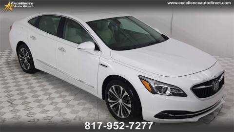 2017 Buick LaCrosse for sale at Excellence Auto Direct in Euless TX