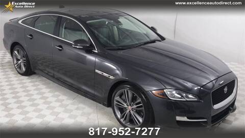 2016 Jaguar XJ for sale at Excellence Auto Direct in Euless TX