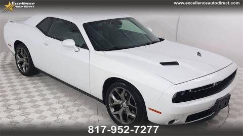 2017 Dodge Challenger for sale at Excellence Auto Direct in Euless TX