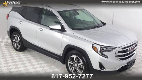 2020 GMC Terrain for sale at Excellence Auto Direct in Euless TX