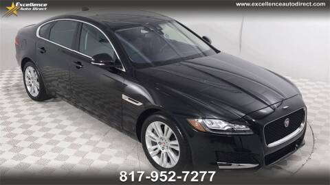 2018 Jaguar XF for sale at Excellence Auto Direct in Euless TX