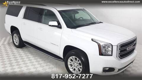 2019 GMC Yukon XL for sale at Excellence Auto Direct in Euless TX