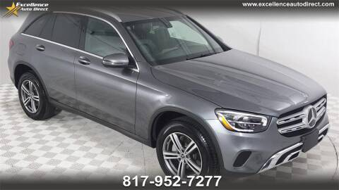 2020 Mercedes-Benz GLC for sale at Excellence Auto Direct in Euless TX