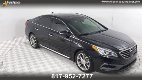 2015 Hyundai Sonata for sale at Excellence Auto Direct in Euless TX