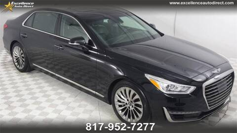 2017 Genesis G90 for sale at Excellence Auto Direct in Euless TX