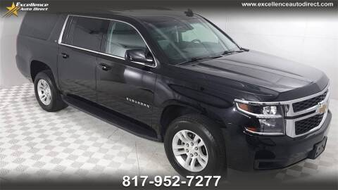 2018 Chevrolet Suburban for sale at Excellence Auto Direct in Euless TX