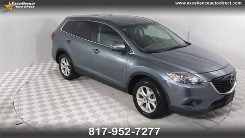 2013 Mazda CX-9 for sale at Excellence Auto Direct in Euless TX