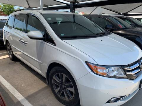 2015 Honda Odyssey for sale at Excellence Auto Direct in Euless TX