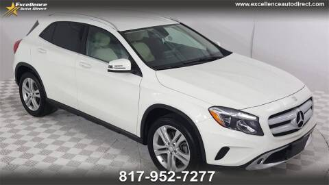 2017 Mercedes-Benz GLA for sale at Excellence Auto Direct in Euless TX