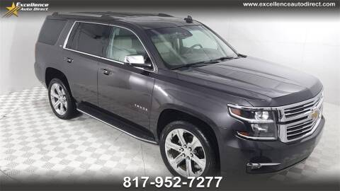 2015 Chevrolet Tahoe for sale at Excellence Auto Direct in Euless TX