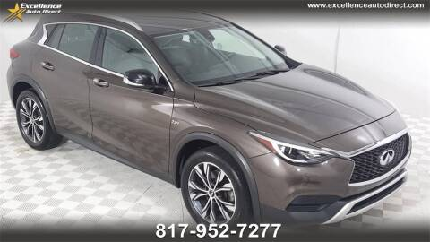 2017 Infiniti QX30 for sale at Excellence Auto Direct in Euless TX