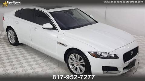 2017 Jaguar XF for sale at Excellence Auto Direct in Euless TX