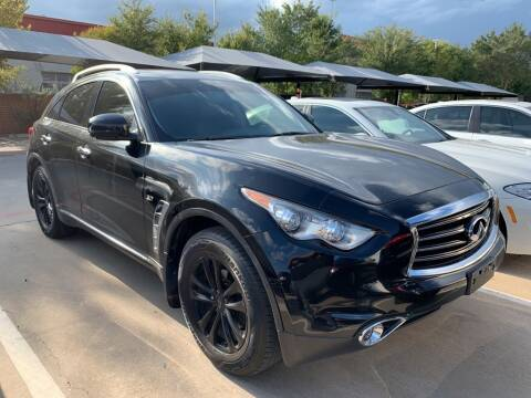 2014 Infiniti QX70 for sale at Excellence Auto Direct in Euless TX