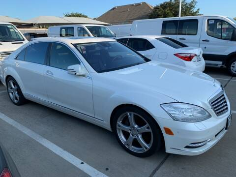 2013 Mercedes-Benz S-Class for sale at Excellence Auto Direct in Euless TX