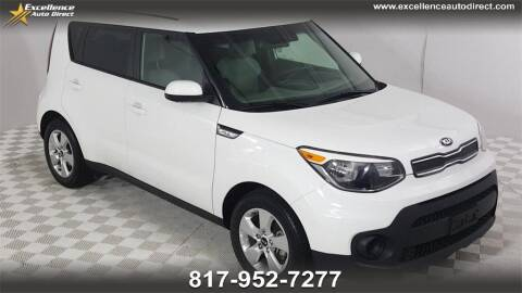2017 Kia Soul for sale at Excellence Auto Direct in Euless TX