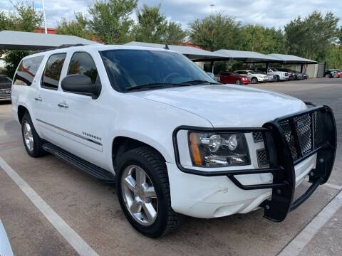 2014 Chevrolet Suburban for sale at Excellence Auto Direct in Euless TX