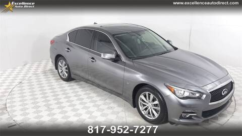 2014 Infiniti Q50 for sale at Excellence Auto Direct in Euless TX