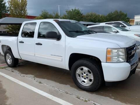 2011 Chevrolet Silverado 1500 for sale at Excellence Auto Direct in Euless TX