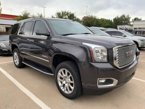 2015 GMC Yukon for sale at Excellence Auto Direct in Euless TX