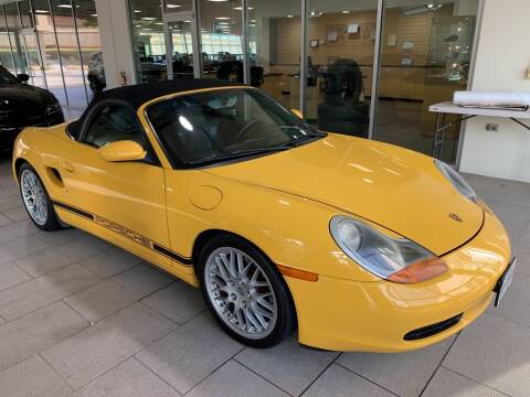 2000 Porsche Boxster for sale at Excellence Auto Direct in Euless TX
