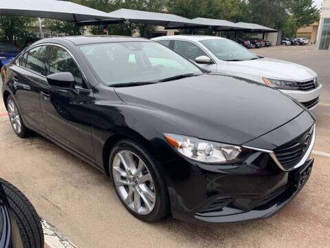 2017 Mazda MAZDA6 for sale at Excellence Auto Direct in Euless TX