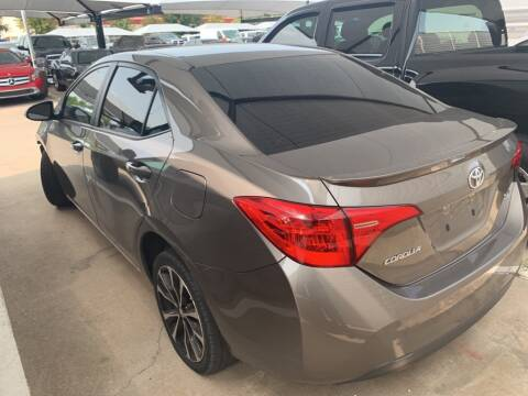 2017 Toyota Corolla for sale at Excellence Auto Direct in Euless TX