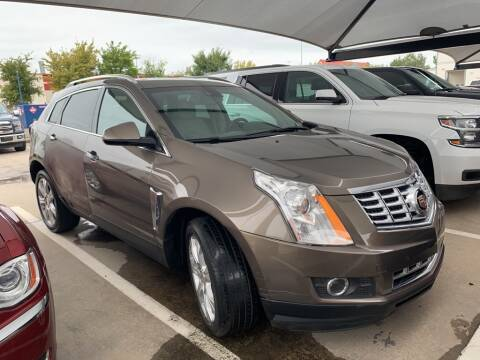 2016 Cadillac SRX for sale at Excellence Auto Direct in Euless TX