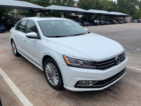 2016 Volkswagen Passat for sale at Excellence Auto Direct in Euless TX