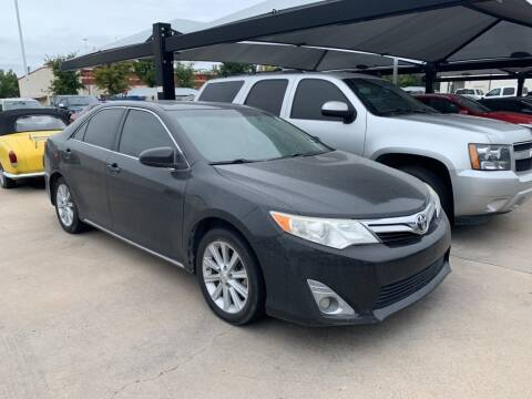 2012 Toyota Camry for sale at Excellence Auto Direct in Euless TX
