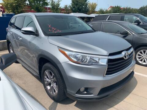 2016 Toyota Highlander for sale at Excellence Auto Direct in Euless TX