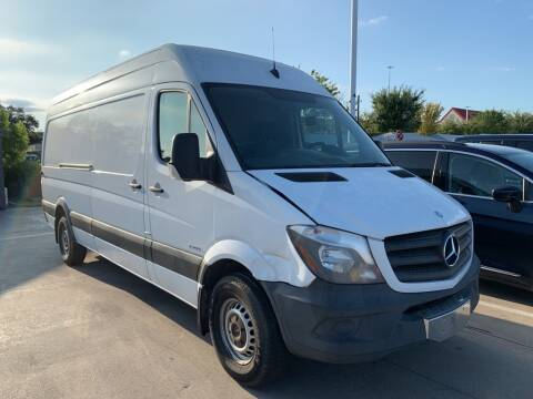 2014 Mercedes-Benz Sprinter Cargo for sale at Excellence Auto Direct in Euless TX