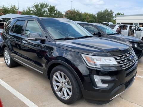 2016 Ford Explorer for sale at Excellence Auto Direct in Euless TX
