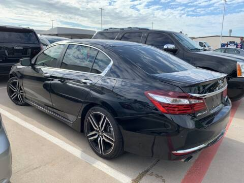 2017 Honda Accord for sale at Excellence Auto Direct in Euless TX