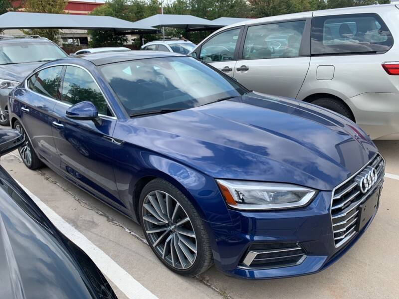2018 Audi A5 Sportback for sale at Excellence Auto Direct in Euless TX