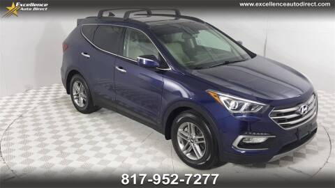 2017 Hyundai Santa Fe Sport for sale at Excellence Auto Direct in Euless TX