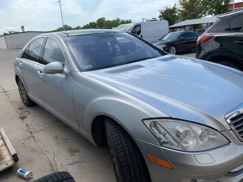 2007 Mercedes-Benz S-Class for sale at Excellence Auto Direct in Euless TX