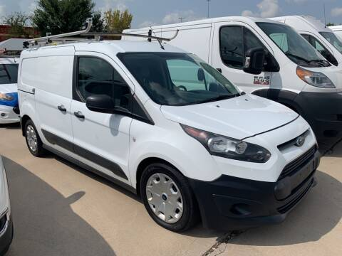 2017 Ford Transit Connect Cargo for sale at Excellence Auto Direct in Euless TX