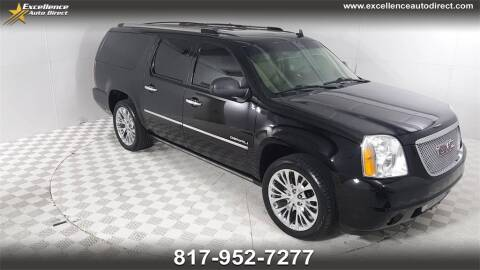 2014 GMC Yukon XL for sale at Excellence Auto Direct in Euless TX