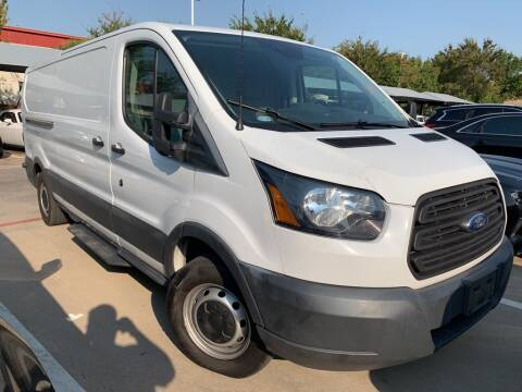 2016 Ford Transit Cargo for sale at Excellence Auto Direct in Euless TX