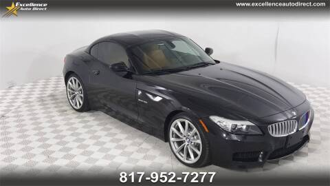 2013 BMW Z4 for sale at Excellence Auto Direct in Euless TX