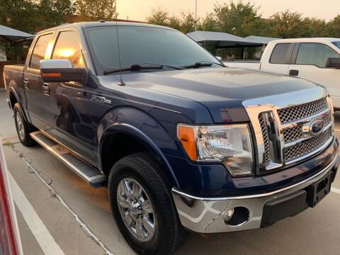 2011 Ford F-150 for sale at Excellence Auto Direct in Euless TX