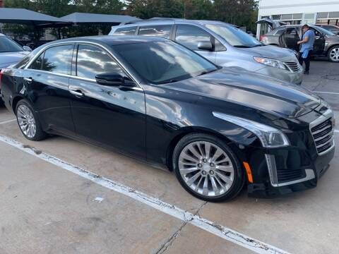 2016 Cadillac CTS for sale at Excellence Auto Direct in Euless TX