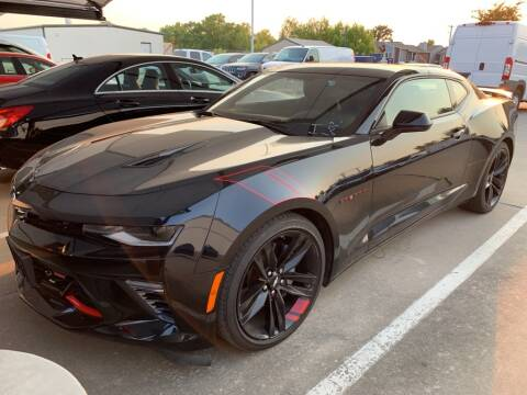 2018 Chevrolet Camaro for sale at Excellence Auto Direct in Euless TX