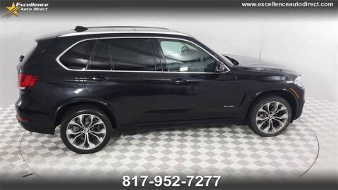 2015 BMW X5 for sale at Excellence Auto Direct in Euless TX