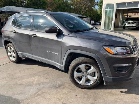 2017 Jeep Compass for sale at Excellence Auto Direct in Euless TX