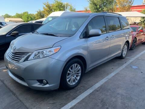 2017 Toyota Sienna for sale at Excellence Auto Direct in Euless TX