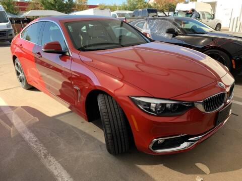 2019 BMW 4 Series for sale at Excellence Auto Direct in Euless TX