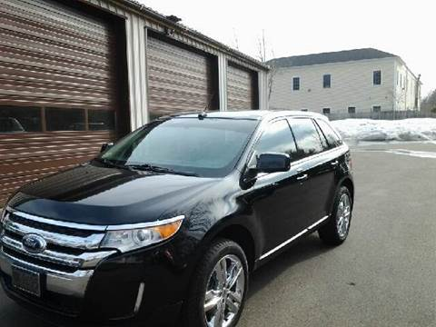2011 Ford Edge for sale at Suburban Auto Technicians LLC in Walpole MA