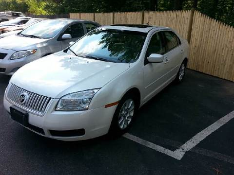 2009 Mercury Milan for sale at Suburban Auto Technicians in Walpole MA